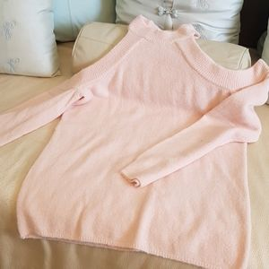 Jules & Leopold pink sweater